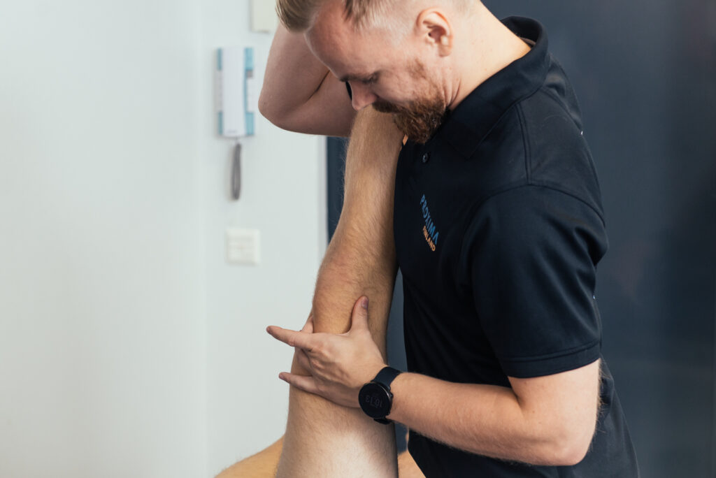 fysioterapia - physiotherapy