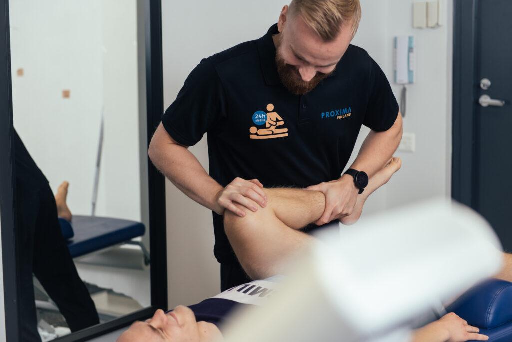 fysioterapia nokia tampere